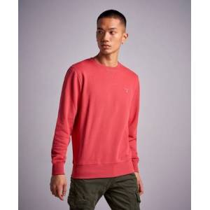 Gant Klær Gensere og jakker Sweatshirts Male Rød