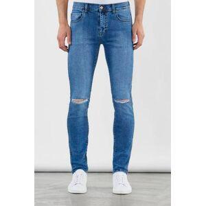 Dr.Denim Klær Jeans Skinny fit jeans Male Blå