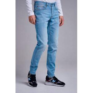 The Blue Uniform Klær Jeans Skinny fit jeans Male Blå