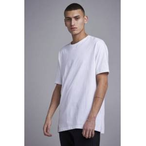 Joel Ighe x Stayhard Klær T-shirt Ensfargete T-shirts Male Hvit