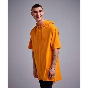 Adrian Hammond Hoodie T-shirt Tee with hoodie Gul