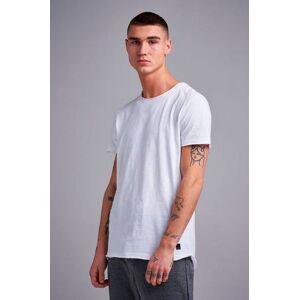 GABBA Klær T-shirt Ensfargete T-shirts Male Hvit
