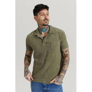 Oas Klær Skjorter Kortermede skjorter Male Grønn
