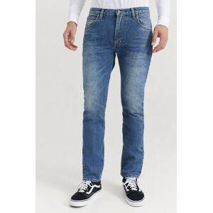 Lee Klær Jeans Slim fit jeans Male Blå