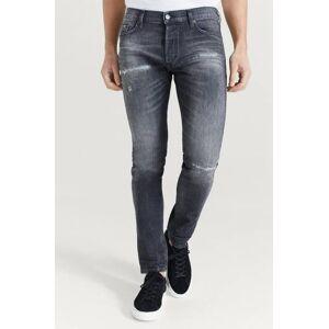 Diesel Klær Jeans Slim fit jeans Male Svart