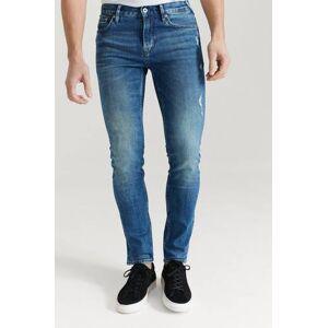 JUNK de LUXE Klær Jeans Skinny fit jeans Male Blå