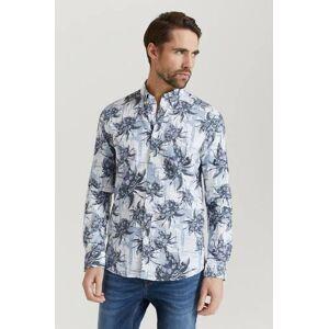 JUNK de LUXE Klær Skjorter Mønstrete skjorter Male Blå