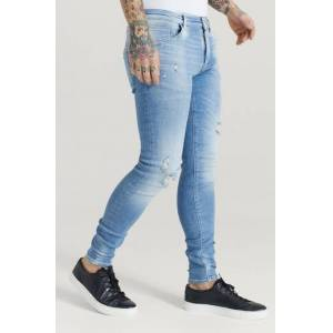 GABBA Klær Jeans Skinny fit jeans Male Blå