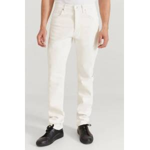 Helmut Lang Klær Jeans Slim fit jeans Male Hvit