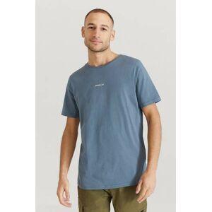 Mouli Klær T-shirt T-shirts med logo eller trykk Male Blå