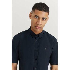 JUNK de LUXE Klær Skjorter Kortermede skjorter Male Svart