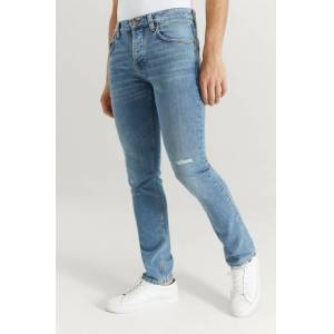 Nudie Jeans Klær Jeans Slim fit jeans Male Blå