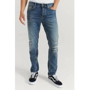Nudie Jeans Klær Jeans Regular fit jeans Male Blå