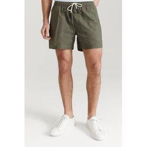 Oas Klær Shorts Shorts Male Grønn