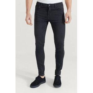Lee Jeans Malone, Skinny Fit Svart  Male Svart