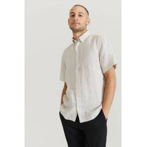 J.Lindeberg Klær Skjorter Kortermede skjorter Male Grå