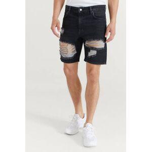 Just Junkies Klær Shorts Jeansshorts Male Svart