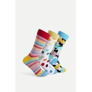 Happy Socks Klær Sokker og undertøy Strømper Male Multi