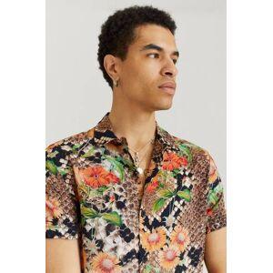Hype Klær Skjorter Kortermede skjorter Male Multi