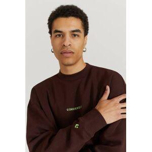 Converse Klær Gensere og jakker Sweatshirts Male Brun