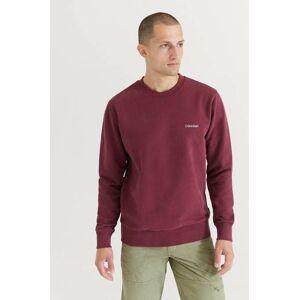 Calvin Klær Gensere og jakker Sweatshirts Male Rød