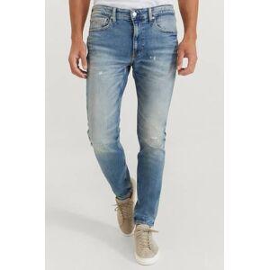 Calvin Klær Jeans Slim fit jeans Male Blå