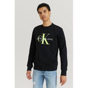Calvin Klær Gensere og jakker Sweatshirts Male Svart