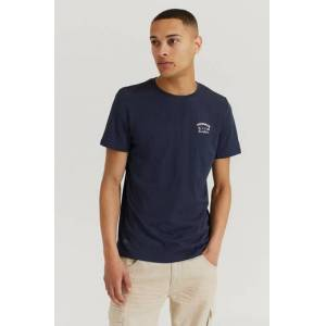 Morris Klær T-shirt T-shirts med logo eller trykk Male Blå