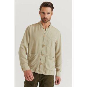 Morris Klær Skjorter Overshirts Male Grønn