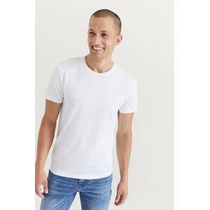 Peak Performance Klær T-shirt T-shirts med logo eller trykk Male Hvit