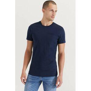 Peak Performance Klær T-shirt T-shirts med logo eller trykk Male Blå