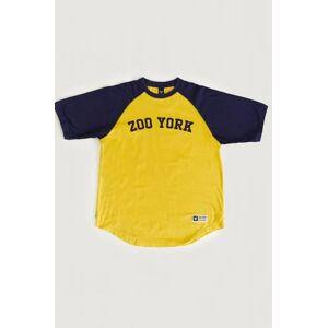 Vintage by Stayhard Klær T-shirt T-shirts med logo eller trykk Male Gul