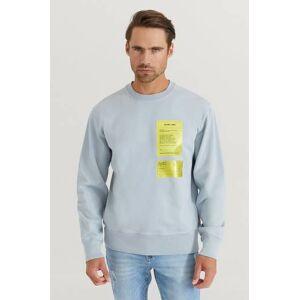 Helmut Lang Klær Gensere og jakker Sweatshirts Male Grå
