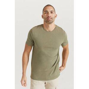 William Baxter Klær T-shirt Ensfargete T-shirts Male Grønn