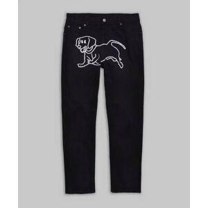Luke Fracher x Stayhard Jeans Mooky Jeans Svart