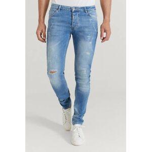 Adrian Hammond Klær Jeans Skinny fit jeans Male Blå