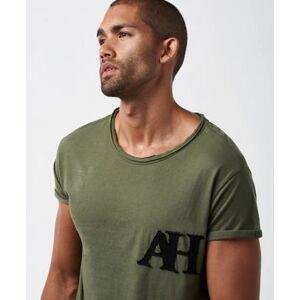 Adrian Hammond T-Shirt Welker Tee Grønn