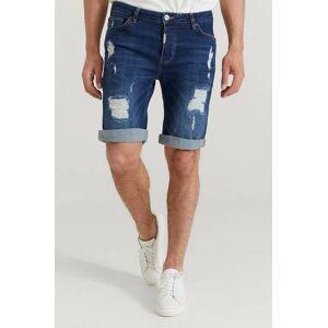 Adrian Hammond Klær Shorts Jeansshorts Male Blå
