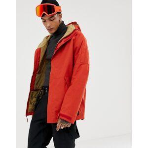 Burton Snowboards Hilltop Jacket in Red - Red