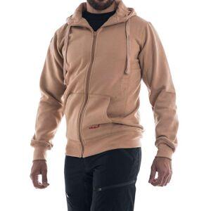 MILRAB Zip Original - Hettegenser - Khaki - XS