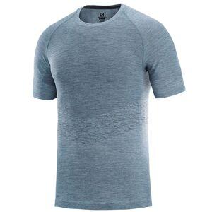 Salomon Allroad Seamless - T-skjorte - Flint - XL