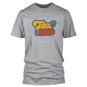 Bula Hike Tee - T-skjorte - Grå - S