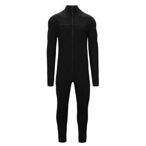 Brynje Arctic XC-Suit w/drop seat Pro - One Piece - Svart - L
