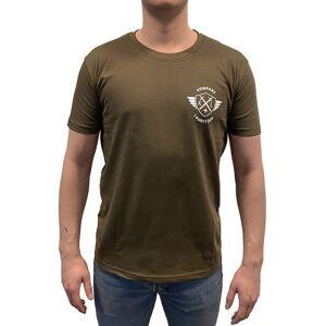 MILRAB Kompani Lauritzen - T-skjorte - Olivengrønn - XXL