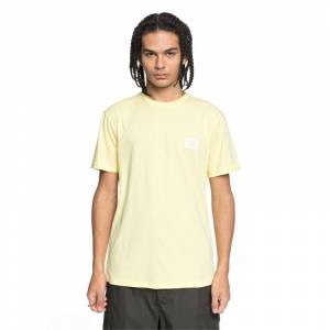 DC STAGE BOX SS TEE Lemon Meringue - S