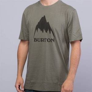 BURTON CLASSIC MOUNTAIN HIGH SS Dusty Olive - S