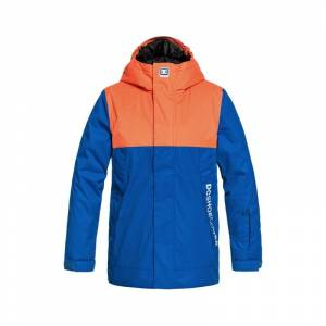 DC DEFY YOUTH JACKET Surf The Web - 10år