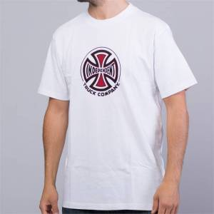 Independent Truck Co. SS Tee White - M