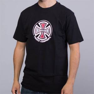 Independent Truck Co. SS Tee Black - S