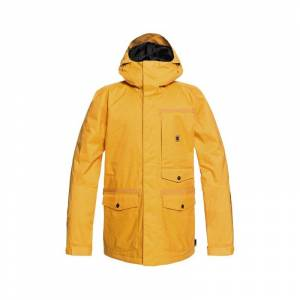 DC SERVO JACKET Golden Rod - S